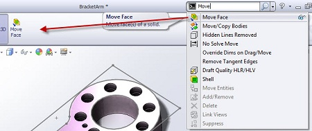 Command search 2 100 useful tips in Solidworks part 2