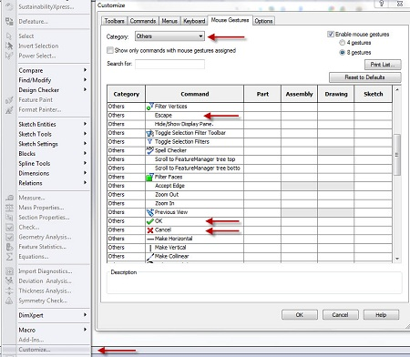 Command search 4 100 useful tips in Solidworks part 2