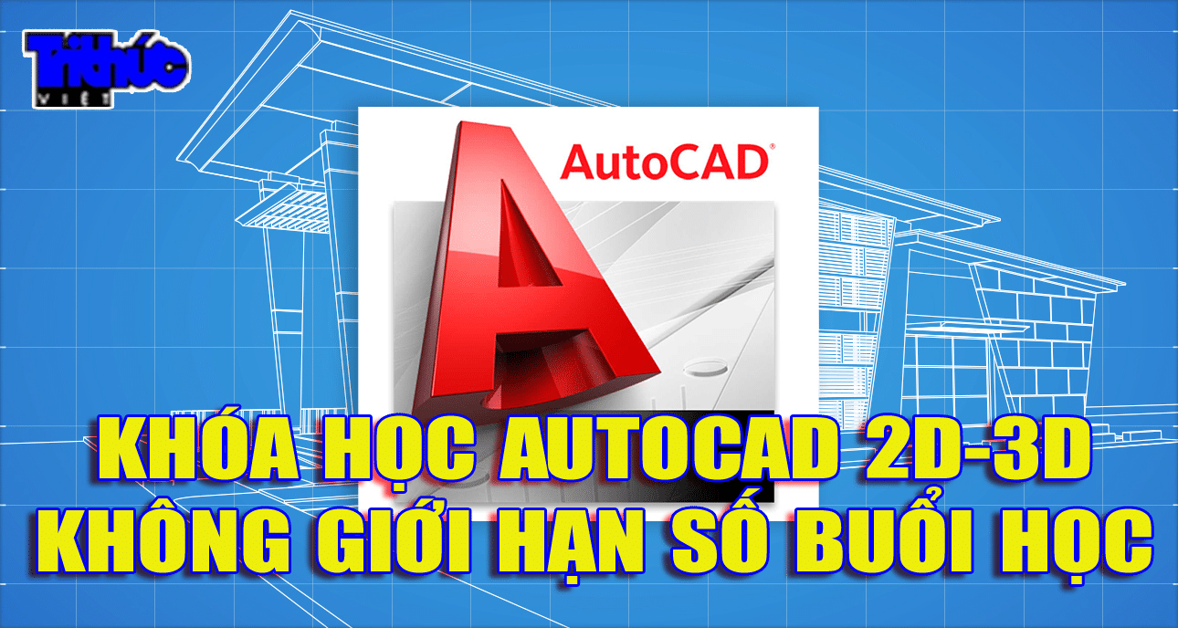 Tăng tốc độ vẽ Autocad (Tự học Autocad)