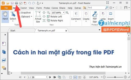 cach in hai mat giay trong file word pdf excel 13